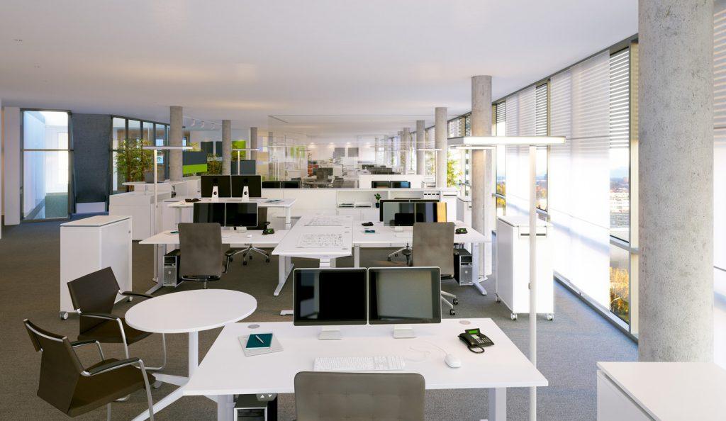 design bureaux pros